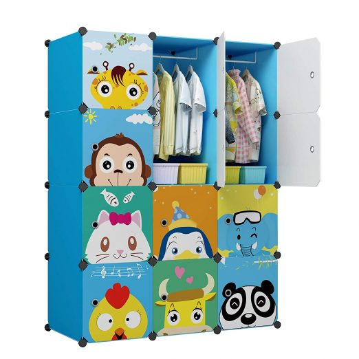 KOUSI Kid Dresser