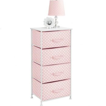 mDesign Drawer for girls and babies
