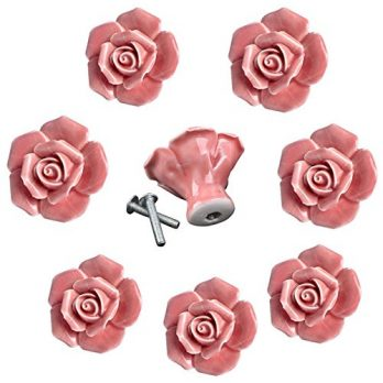 DLD Knobs, 8Pcs Elegant