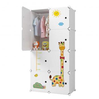 KOUSI Kids Dresser Kids Closet