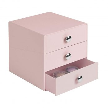 iDesign Plastic 3-Drawer