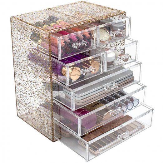 Plastic Cosmetic Organizer