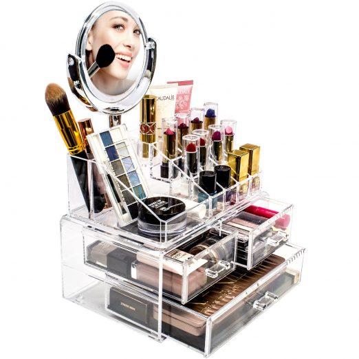 Organizador de maquillaje con espejo. Organizador de maquillaje cosmético acrílico con espejo. Estuche de almacenamiento de joyas, espejo de aumento extraíble de doble cara 3X / 1X. Organizador de maquillaje para baño, tocador. Organizador de maquillaje de acrílico. Organizador de maquillaje transparente. Organizador de maquillaje para tocador. Organizador de maquillaje con espejo y luz. Organizador de maquillaje y joyas. Organizador de maquillaje y perfumes.Organizador de maquillaje y brochas. Organizador de maquillaje y cremas. Organizador de pinturas y maquillaje. Organizador de maquillaje acrilico. Organizador de maquillaje de acrilico. Organizador de maquillaje en acrilico. Organizador de maquillaje acrilico con espejo. Organizador de maquillaje para el baño. Organizador de maquillaje baño. Makeup organizer with mirror. Drawer organizer for bathroom vanity. Vanity drawer organizer. Vanity drawer organizers. Vanity drawer organizer for makeup. Vanity drawer organizer for cosmetics. Drawer makeup organizer. Removable mirror. Bathroom vanity organizer drawers. Vanity organizer drawer. Best drawer organizer for makeup. Makeup vanity drawer organizer. Makeup organizer for vanity drawer. Vanity drawer makeup organizer. Makeup organizers for vanity.