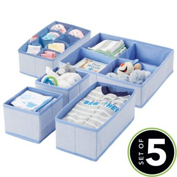 mDesign Organizadores para niños / bebés