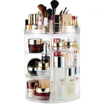 Makeup Organizer 360° Rotating