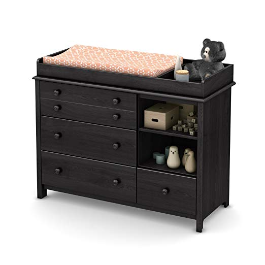 Changing Table with Removable Station