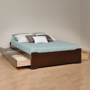 Storage Bed with 6 Drawers