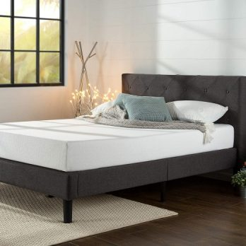 Zinus Shalini Platform Bed / Size Full, Queen, & King