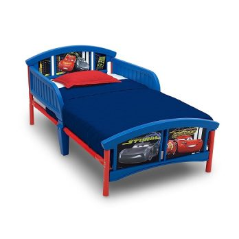 Plastic Toddler Bed, Disney/Pixar Cars