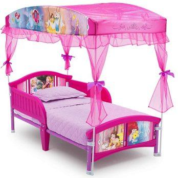 Canopy Toddler Bed, Disney Princess