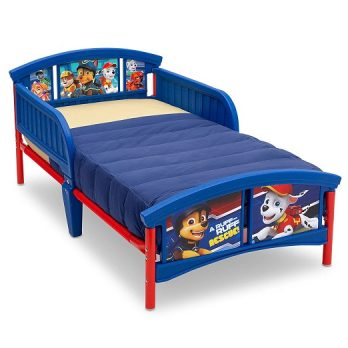 Plastic Toddler Bed, PAW Patrol